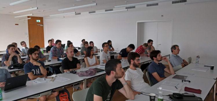 3rd graphene workshop in Basel