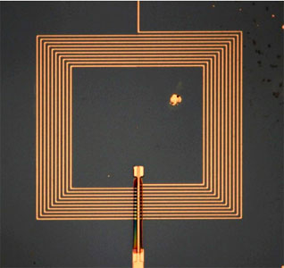 Quantum devices probed at microwave frequencies
