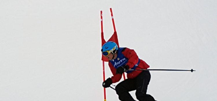 Gulibusitan wins ski race!