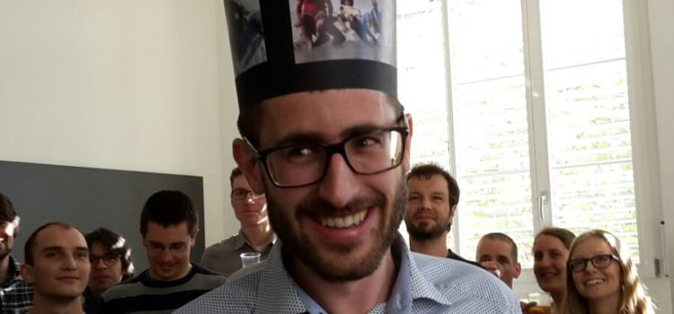 Simon Zihlmann became Dr.