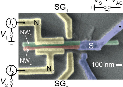 Majorana fermions in nanowire-based quantum devices